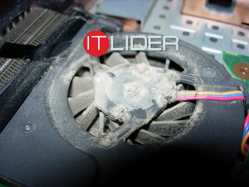 чистка ноутбуков hp compaq 6820s
